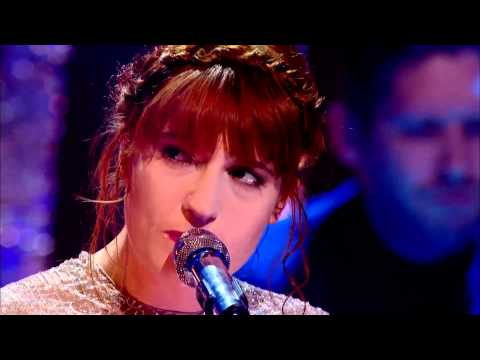 Florence + the Machine  Spectrum Say My Name   at Top of the Pops  HD
