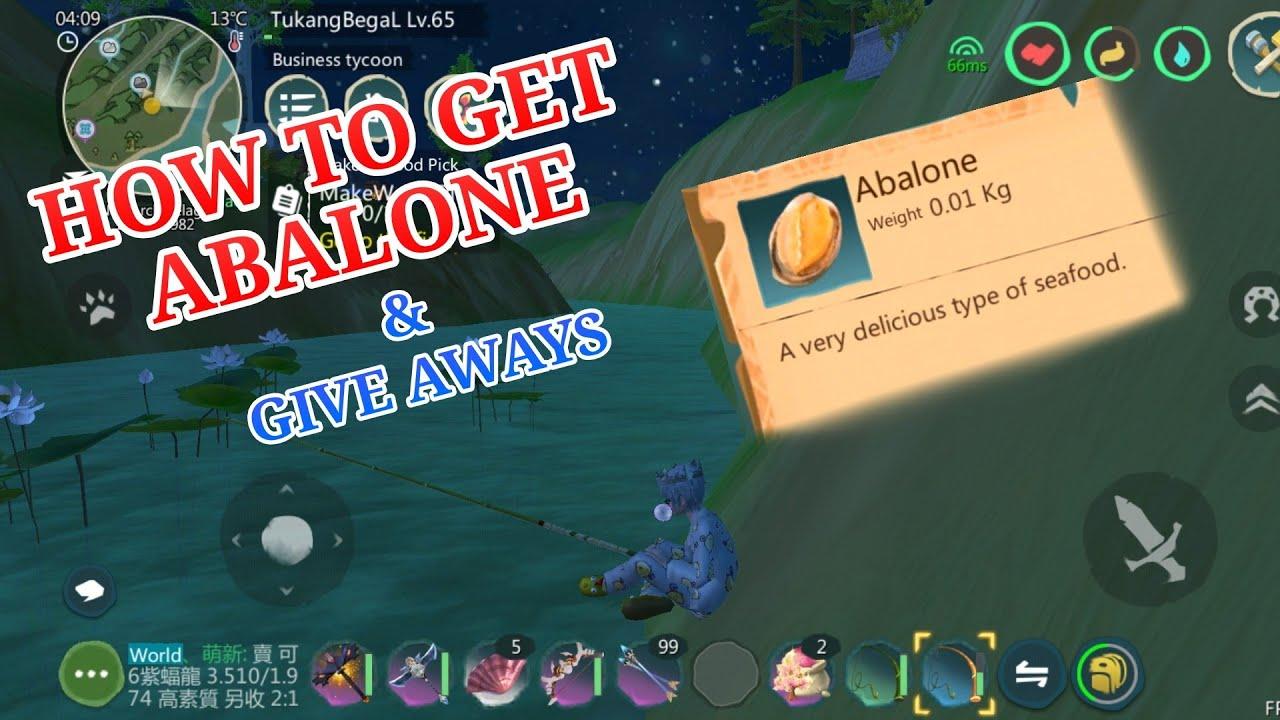 How To Get Abalone Utopia Origin Youtube