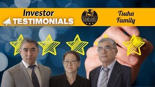 Strategic Legacy Investment Group-Investor Testimonial Tsuha Family