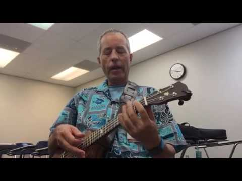 The Streets of Laredo - simple ukulele - Robert Krout