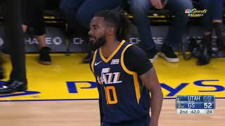 Golden State Warriors vs. Utah Jazz | November 11, 2019