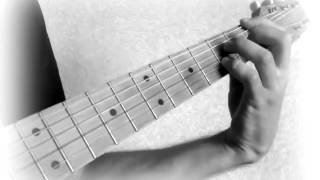 River flows in you. (Музыка ангелов) на гитаре. Performed by Ivan Golovin