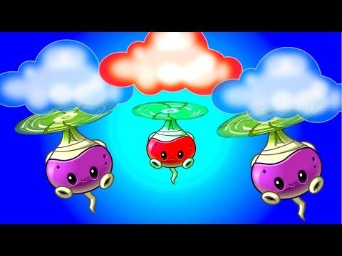 █▬█ █ ▀█▀ Plants vs Zombies 2 ROTOBAGA vs 17x Zombies: Showcase