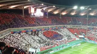 한국 vs 우루과이(korea vs uruguay) 카드섹션 직관 (seoul 상암월드컵)