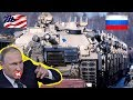 Tension High (March 25): U.S. Military Build-up on Russia Border - US Military News Update Today