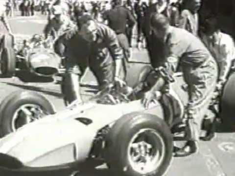 Honda F1 Race Vintage Mexico GP (1965)