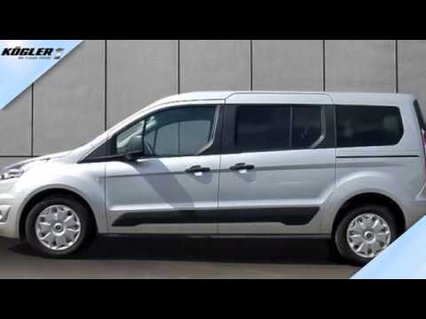 ford transit connect transit connect kombi t230 lang trend. Black Bedroom Furniture Sets. Home Design Ideas