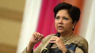 Conversation with PepsiCo CEO Indra Nooyi and David Bradley