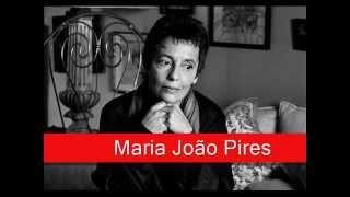 Maria João Pires: Schubert - Allegretto in C minor, D915