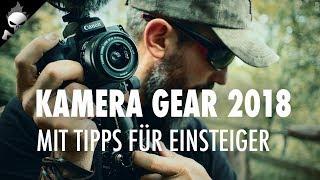 VLOG KAMERA 2018 ⚠️ Vorstellung meiner Videoausrüstung mit Tipps für Einsteiger – Canon M50 uvm.