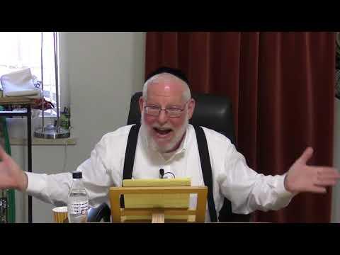Parshas Toldos - Kabbalistic Patterns in Jewish History (Rabbi Aba Wagensberg)