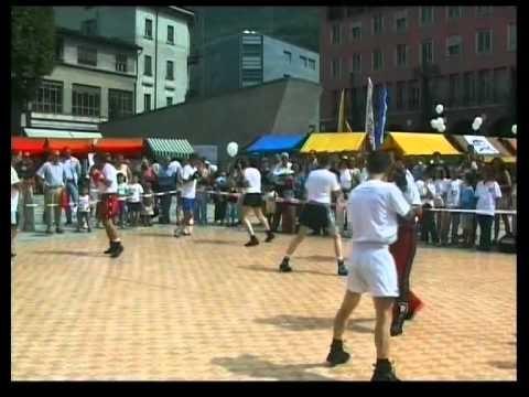 Il Festival dello sport di Bellinzona (anno 2002)