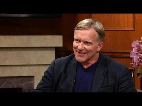 The nickname Brad Pitt gave Anthony Michael Hall | Larry King Now | Ora.TV