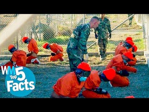 Top 5 Insane Guantánamo Bay Facts