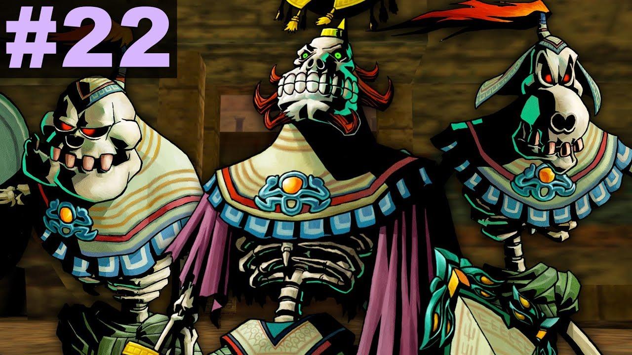 Zelda: Majora's Mask Randomizer - Part 22 (Butler Race)
