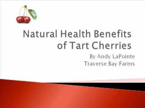 Tart Cherry Benefits - Tart Cherry Juice Benefits