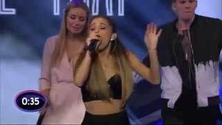 Ariana Grande slays the high notes! (Problem & Break Free)