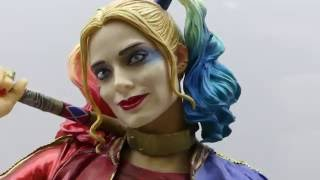 DC Collectibles SDCC 2016 Display! Suicide Squad, DC Bombshells, Batman Animated Series & MORE!!!