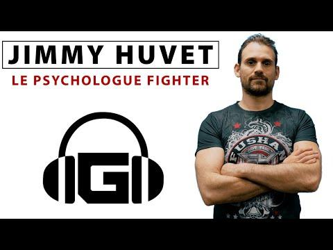JIMMY HUVET : LE PSYCHOLOGUE FIGHTER | PODCAST PARLOTTE AVEC GREGGOT
