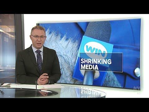ABC News ACT - WIN News Axes Four News Bulletins (20/6/2019)