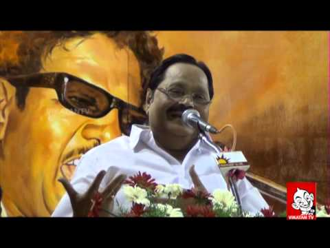 Durai Murugan talks about Jayalalitha and Ministers - Junior Vikatan