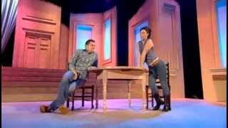 "Ruthie Henshall and John Barrowman ""Anything You Can Do"""