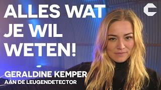 Hebben GERALDINE & KIM FEENSTRA nou SEX gehad? - CONCENTRATE Zie Ze Liegen