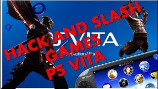 HACK AND SLASH GAMES PS VITA