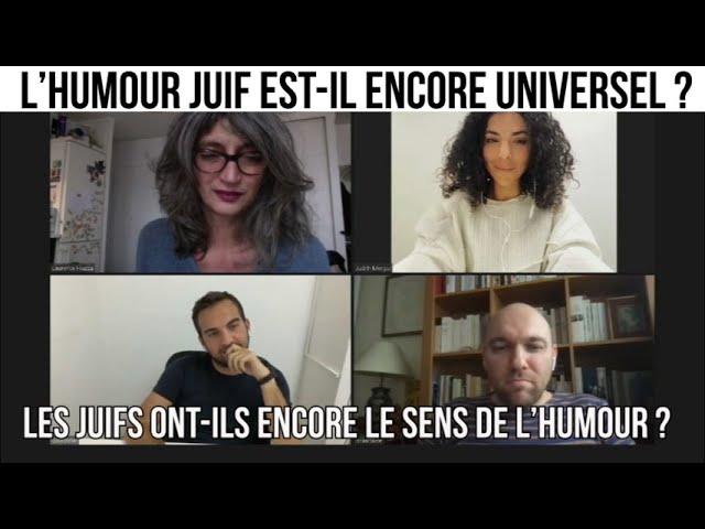 L'humour juif est-il encore universel ? - Pas d'Amalgame#48