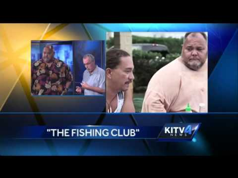 Catch the premier of the Fishing Club this weekend