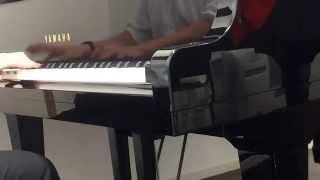 東京 ディズニーランド をピアノで1周する 動画