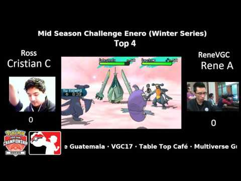[2017]Mid Season Challenge[Winter Series] SEMIFINAL
