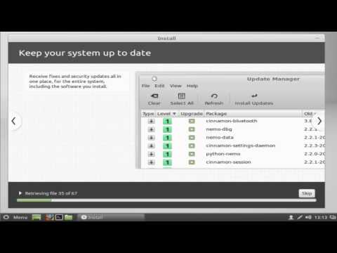 LEARNING LINUX EASY linux mint dual boot with windows 8