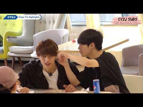 [ENG SUB] 潮音战纪 Chao Yin Zhan Ji / CYZJ - Nannan's Hair Loss Problem?! (Seventeen Jun And The8)