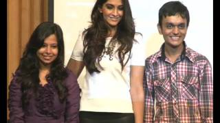 'Players' Star Sonam Kapoor Meets Her Twitter Fans