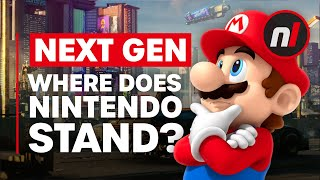 How Will Nintendo Compete with the PS5 and Xbox Series X?
