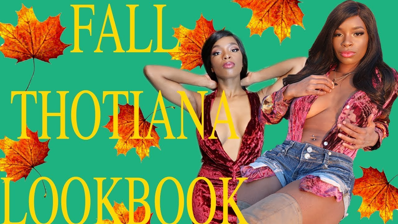[VIDEO] - Serving THOTIANA Vibez ? || A Scandalous Fall LOOKBOOK For A LIT Night Out 7