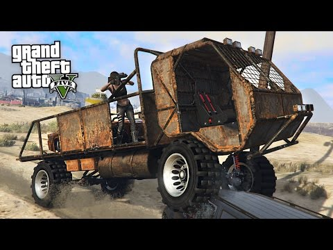 FAST & FURIOUS WASTELANDER: SPECIAL VEHICLE MISSIONS!!  (GTA