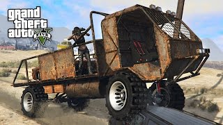 FAST & FURIOUS WASTELANDER: SPECIAL VEHICLE MISSIONS!!  (GTA 5 Online)
