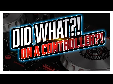 """Fake DJ"" Attempt Jazzy Jeff Routines On ""Toy Controller"" (Read Description)"