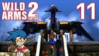 #11 【PS】ワイルドアームズ好きによる『2nd IGNITION』実況プレイ【オデッサ特戦隊『コキュートス』ッ!】