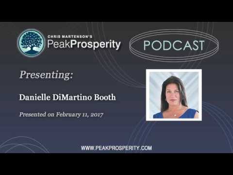 Danielle DiMartino Booth: An Insider Exposes The Evils Of The Fed