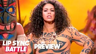 """Fifth Harmony's Dinah Jane Performs """"You're Welcome"""" from Moana 