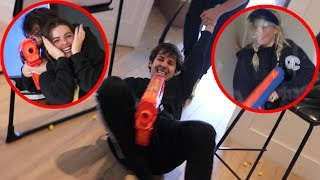 VLOG SQUAD'S EPIC NERF BATTLE!!