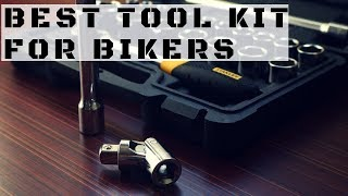 BEST TOOL KIT FOR BIKERS | Stanley STMT72795-8 Drive Metric 1/2 inch Socket Set review