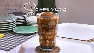 Cafe Vlog [ENG] | 밀크티 트래블! | 라…