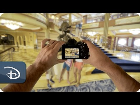 Welcome Aboard the Disney Cruise POV | Disney Cruise Line