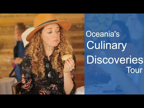 Why Foodies Will Love an Oceania Cruise - Video Tour