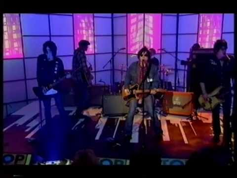 Ryan Adams - New York New York - Top Of The Pops - Friday 7th December 2001