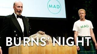 Burns' Night   Ben Reade & Harry MacFadyen